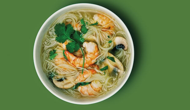 Prawn Noodle Soup Recipe, from cookbook 'The Only Recipes You'll Ever Need' Cookbook