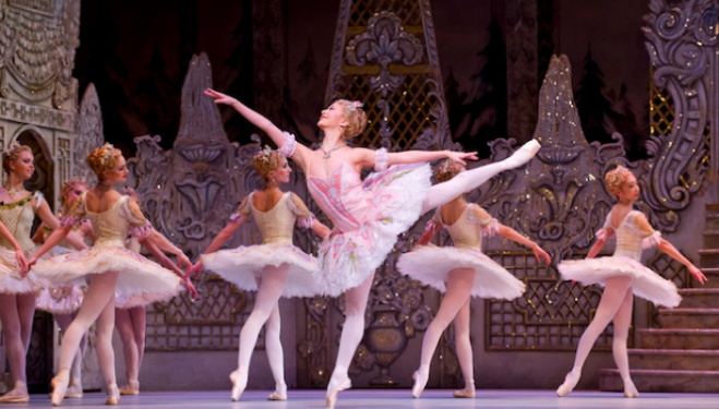 The Nutcracker Ballet, Royal Opera House