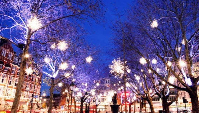 Christmas events, London 2015