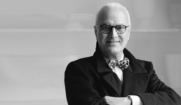 Manolo Blahnik at the V&A
