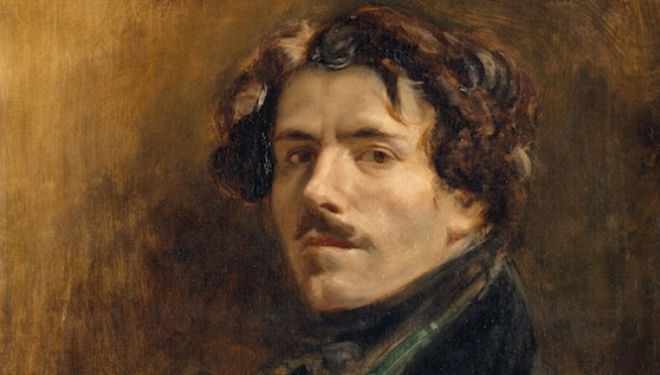 Delacroix review, National Gallery