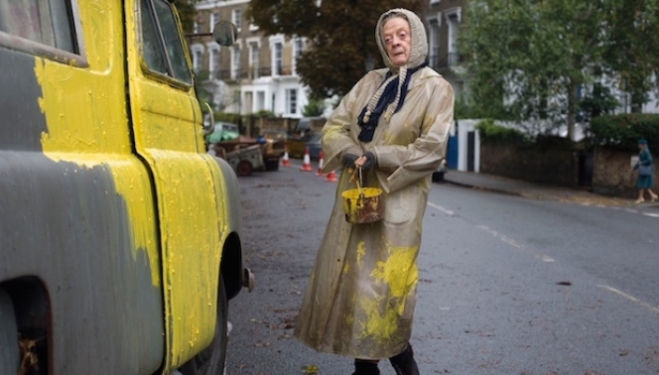 The Lady in the Van film still