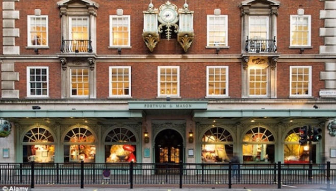 Spooky Halloween Celebrations at Fortnum & Mason