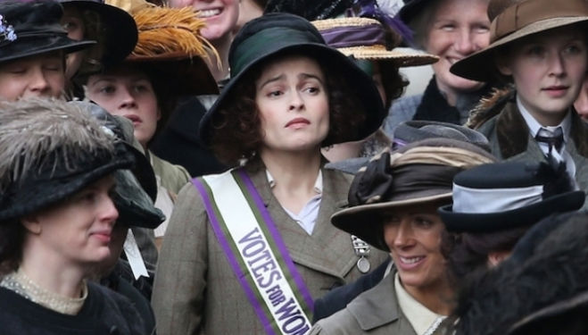 Interview with Suffragette Screenwriter Abi Morgan
