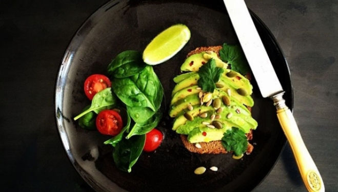 Stephanie Achar Recipe: Avocado on Buckwheat Bread