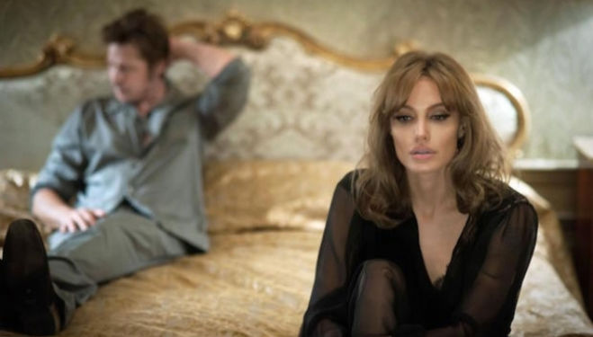 Brad Pitt & Angelina Jolie, By The Sea film still