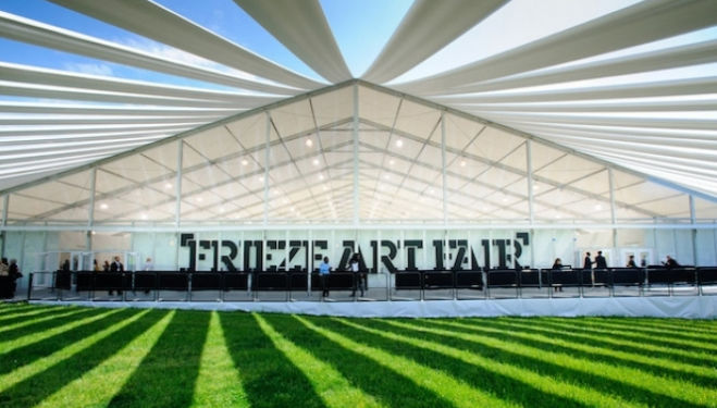 Frieze Guide London 2015