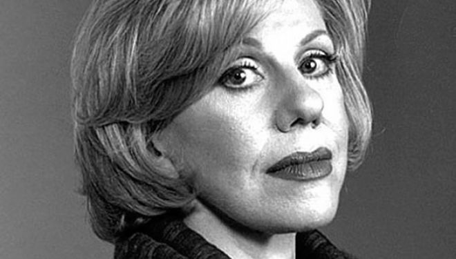 Erica Jong: Fear of Dying, Royal Festival Hall