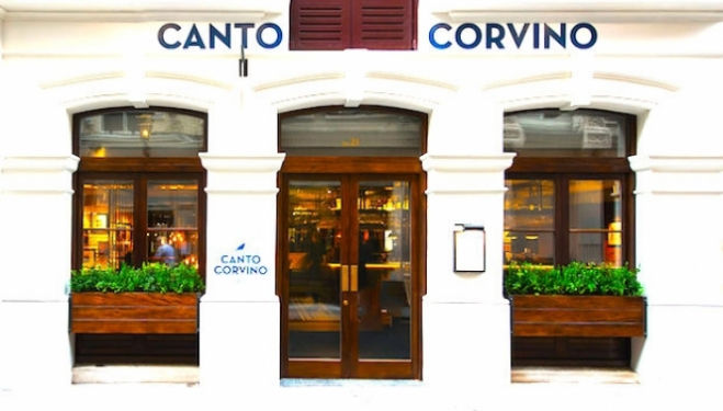 Canto Corvino review: one of the new best Italian restaurants in East London: