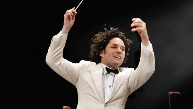 Dudamel and the LA Phil, Barbican Centre