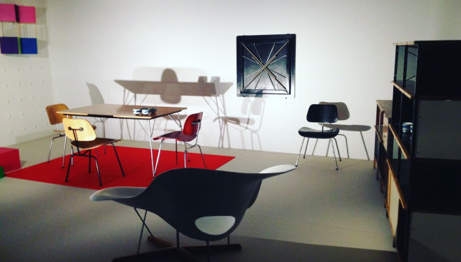 The World of Charles and Ray Eames, Barbican [STAR:5]