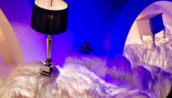 The House of Peroni Brick Lane: Il sogno – the dream room