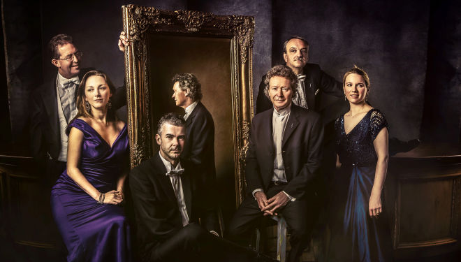 The Sixteen play Handel, Cadogan Hall