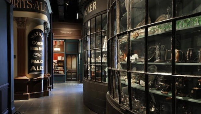Museum of London's Victorian walk