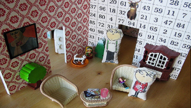 Lauren Child's Doll's House, House of Illustration
