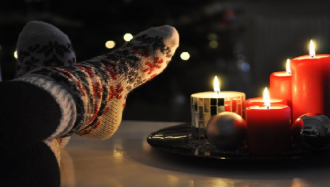 Cosy nights in: the best winter TV 2015