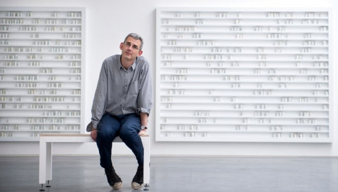 Edmund de Waal, Photograph: Andrew Testa/ The New York Times