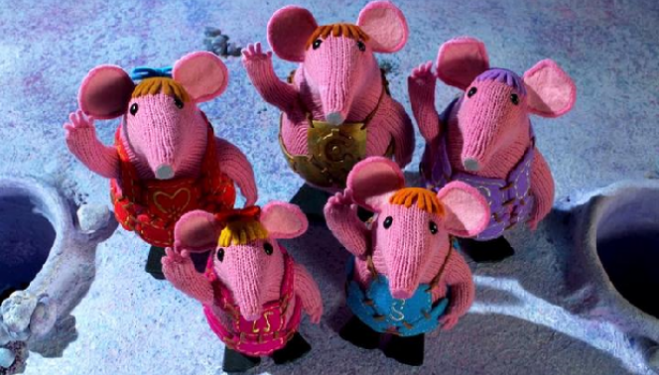 The Clangers, Bagpuss & Co, V&A Museum of Childhood