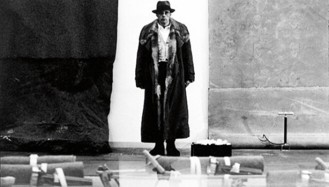 Supper Club: The Artist Dining Room With Joseph Beuys