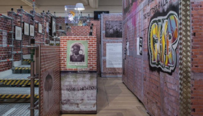 Simon Denny: Products for Organising, Serpentine Sackler Gallery [STAR:3]