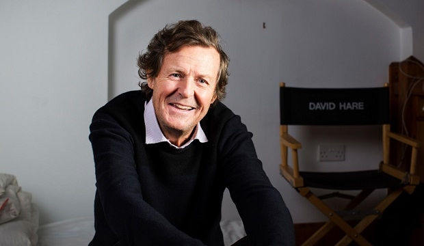 Guardian Live: David Hare, Kings Place