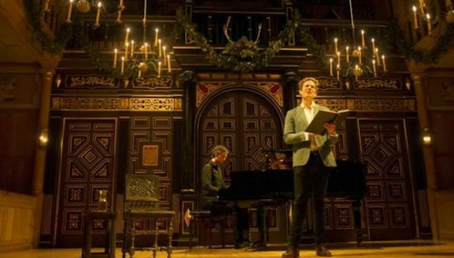 Short Stories by Candlelight, Sam Wanamaker Theatre