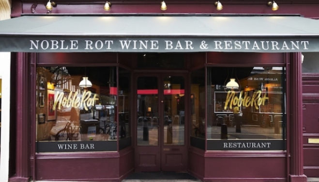 Noble Rot Wine Bar & Restaurant review [STAR:5]