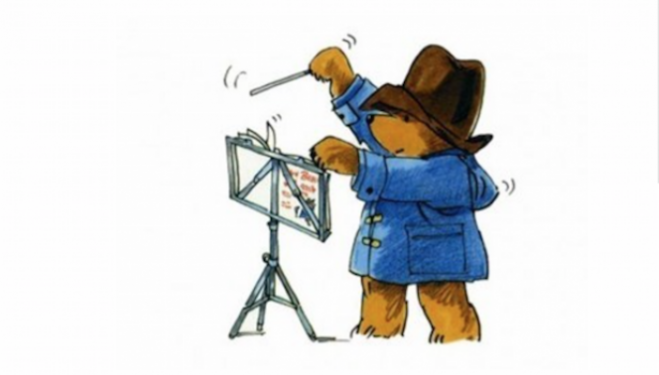 Paddington Bear, Cadogan Hall kids events