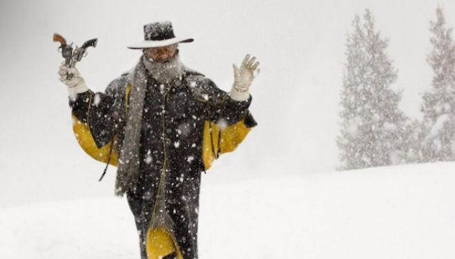 The Hateful Eight film still
