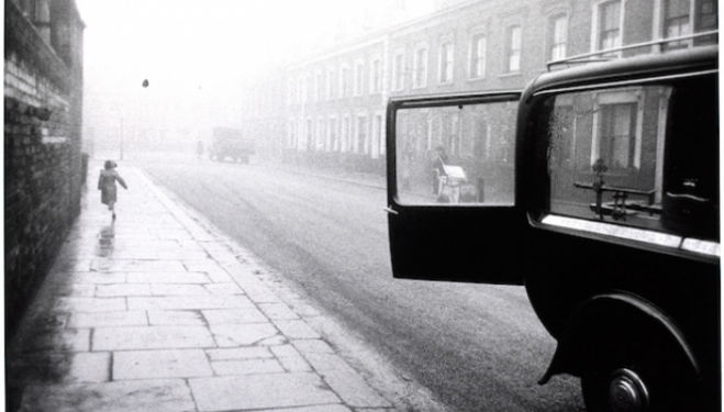 Robert Frank, 'London Street', 1951, Copyright Victoria and Albert Museum, Barbican: Britain as Revealed by International Photographers, Martin Parr Exhibition