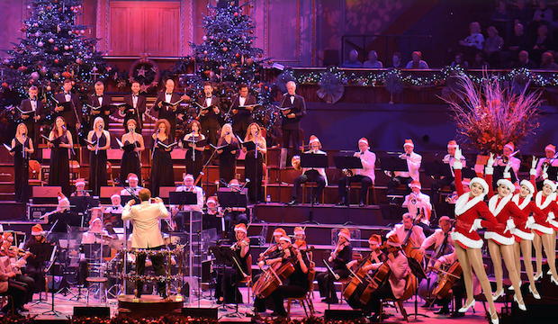 Jingle Bell Christmas, Royal Albert Hall