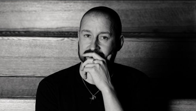 Clint Mansell, Photograph: Ivan Bideac, Windish Agency