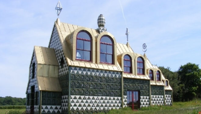 'House For Essex' designed by Grayson Perry and Charles Holland
