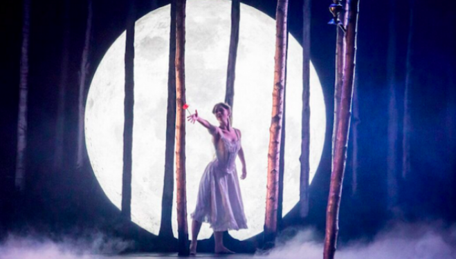 Matthew Bourne's Sleeping Beauty, Sadler's Wells