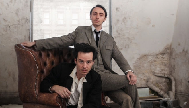 The Dazzle, Andrew Scott: London Theatre