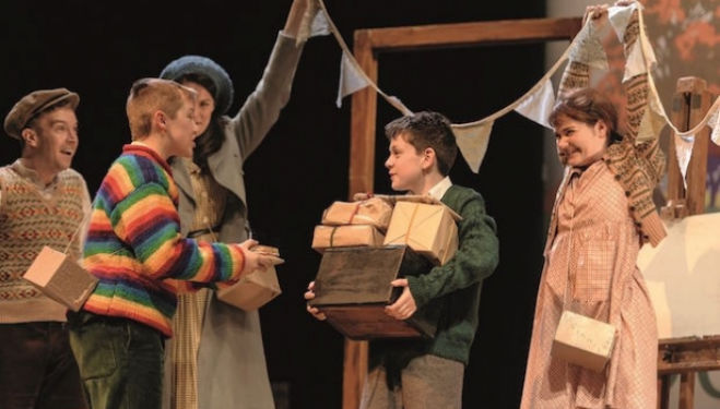 Goodnight Mister Tom review