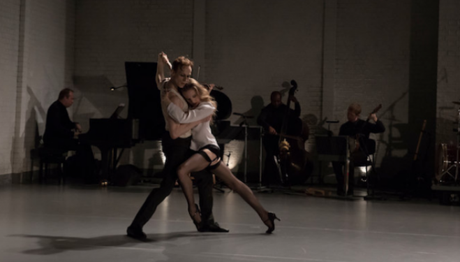 Wendy Whelan and Edward Watson in Whelan/Watson: Other Stories
