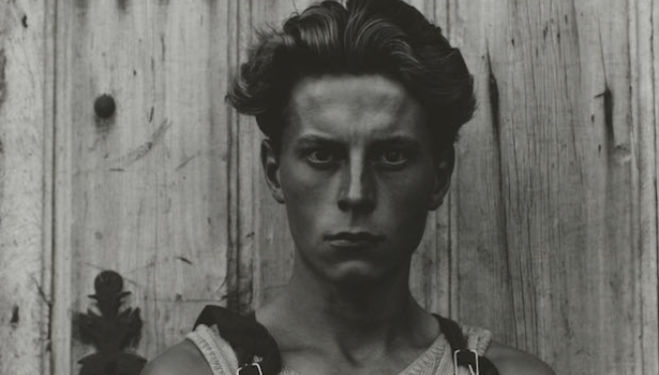 Young Boy, Gondeville, Charente, France 1951 (negative); mid- to late 1960s (print) Paul Strand 1 MB © Paul Strand Archive, Aperture Foundation. V&A Paul Strand exhibition London 2015