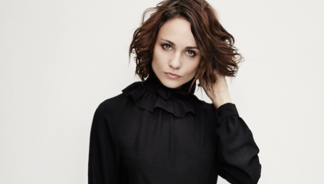 Tuppence Middleton, War and Peace Actress Photo © Alex Bramall
