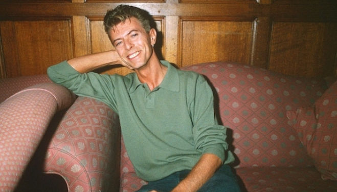 David Bowie in 1991 Photograph: Richard Young/REX/Shutterstock