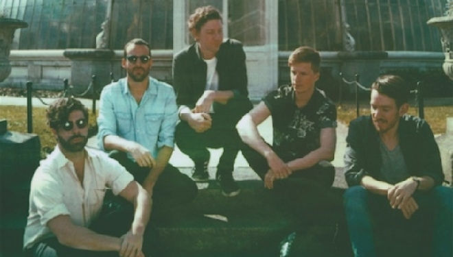 Foals, Photograph: WBR Press