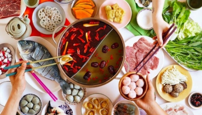 Shuang Shuang Hot Pot