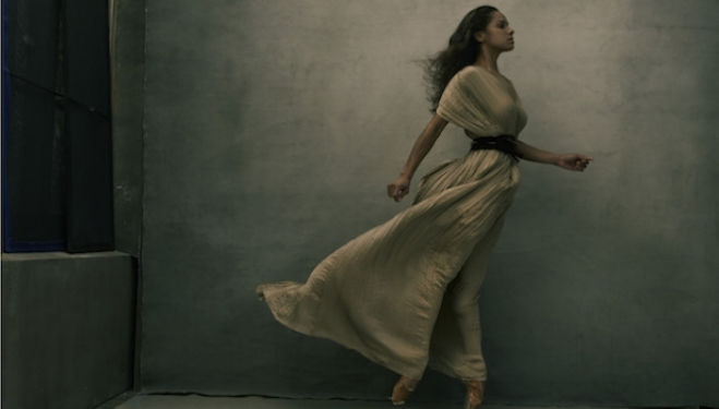 Misty Copeland, New York City 2015 © Annie Leibovitz (London 2016 Exhibition)