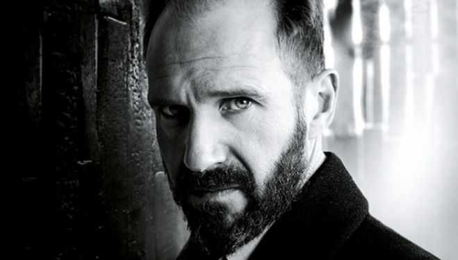 Ralph Fiennes: Master Builder, photo courtesy of Old Vic Theatre