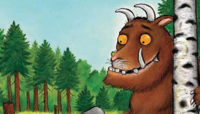 The Gruffalo, dance workshops, Royal Academy of Dance