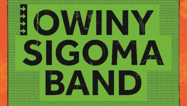 Owiny Sigoma Band, Image: Rich Mix
