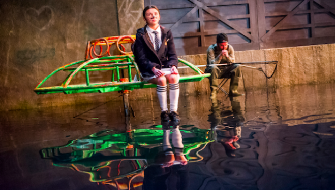 Herons by Simon Stephens, Lyric Hammersmith, photo Tristram Kenton