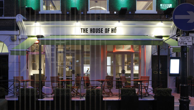 House of Ho, Percy Street [STAR:3]