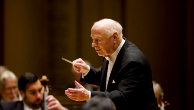 Haitink and the LSO, Barbican Centre