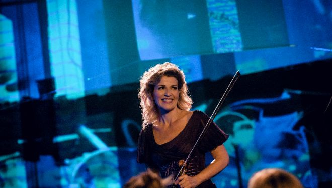 Anna-Sophie Mutter, Barbican Centre